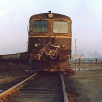 Près de la frontière entre la Roumanie et la Bulgarie