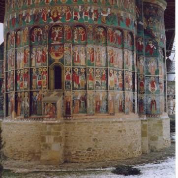 Monastère de Moldovita (Bucovine)