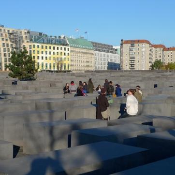 Mémorial aux juifs assassinés