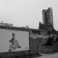 Sarajevo, 1999 - Le siège d'Oslobodjenje